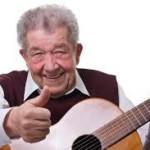 Gitarre senior