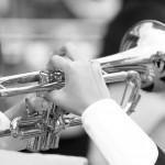 trompete kind